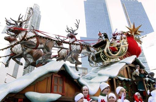 Nur Santa Claus ist  in Santa Monica erlaubt