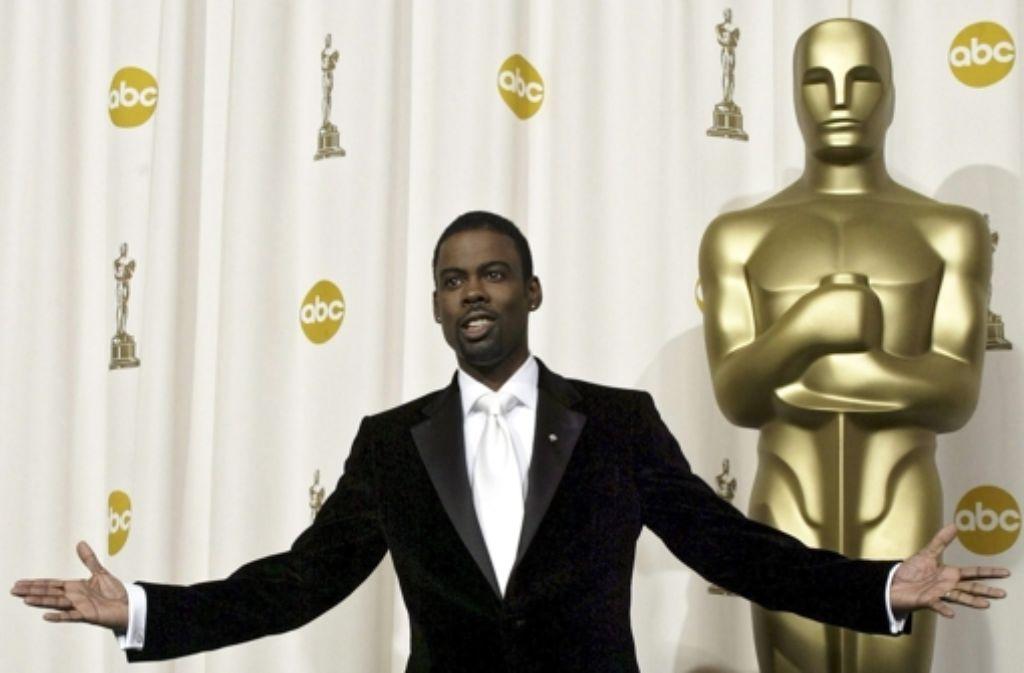 Chris Rock soll der Oscar-Nacht im Februar 2016 neuen Schwung verleihen. (Archivfoto) Foto: dpa