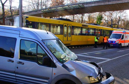 Pro Tag passieren im Schnitt 73 Unfälle