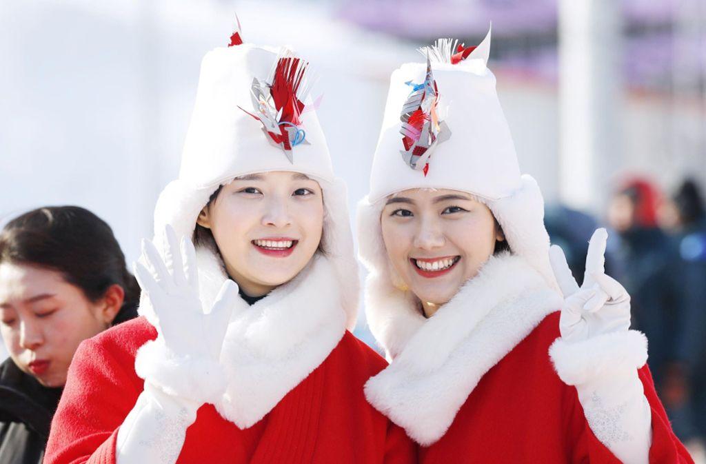 Die Winterspiele Pyeongchang 2018 finden vom 9. bis zum 25. Februar statt. Foto: kyodo/dpa