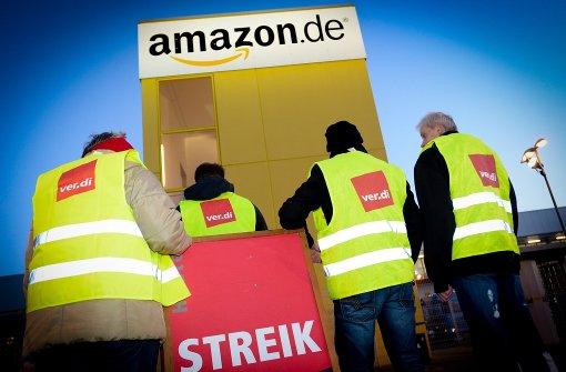 Wiederholter Streik bei Online-Versandkönig