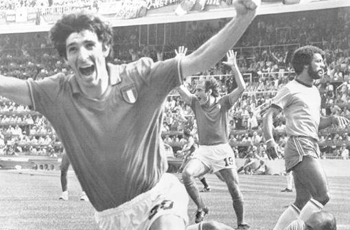 Italiens WM-Held von 1982 ist gestorben