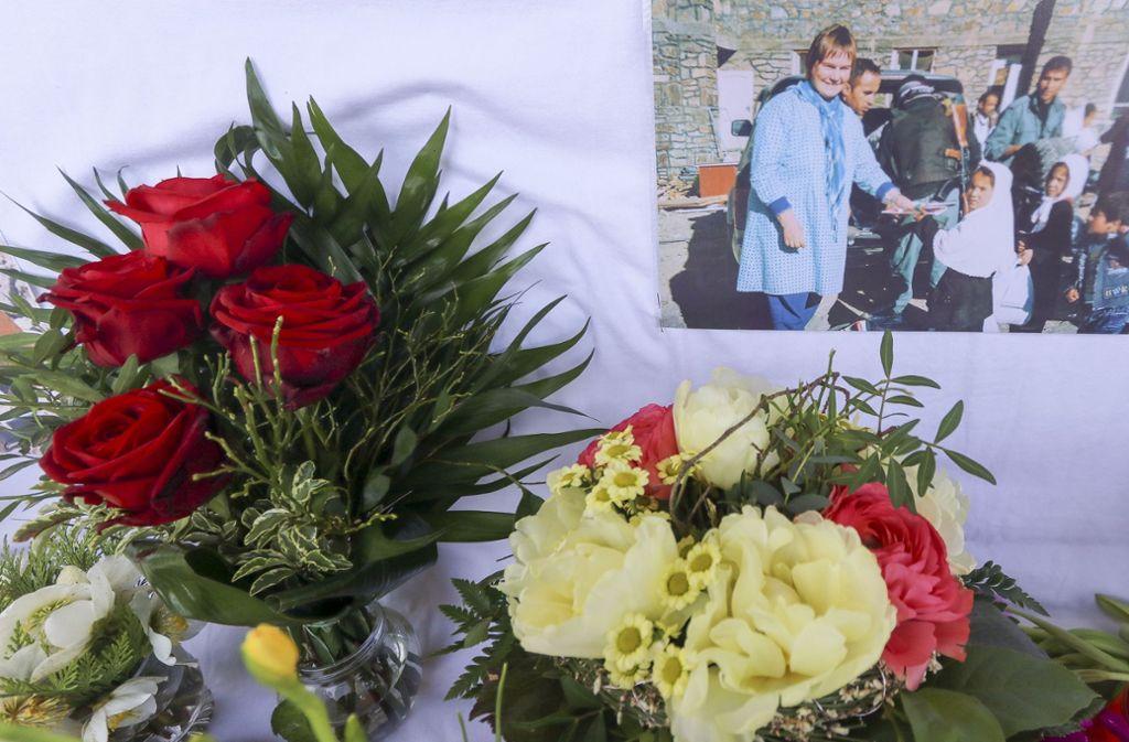 In Oberjesingen trauern die Nachbarn um Brigitte Weiler. Foto: factum/Granville