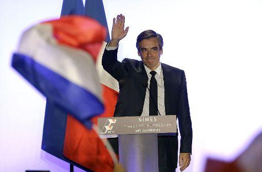 Parteikollegen drängen Fillon zum Rücktritt