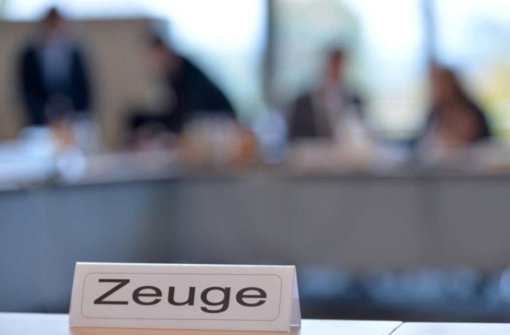 Der Abschlussbericht des Erfurter U-Ausschusses zur NSU soll diesen Donnerstag offiziell präsentiert werden.  Foto: dpa