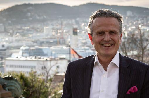 Frank Nopper offiziell zum Kandidaten der CDU gekürt