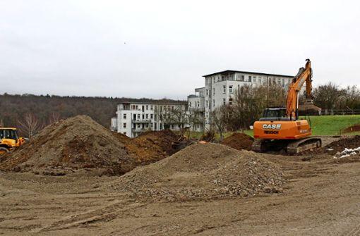 Schrebergärten weichen neuem Wohnheim