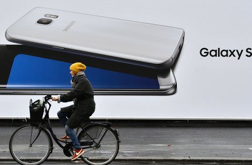 Samsung stellt Smartphone Galaxy Note 7 ein