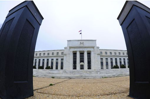 US-Notenbank erhöht Leitzinsen