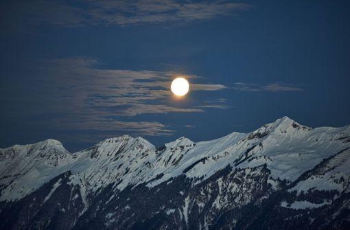 Geisterfahrt durch die Schweiz