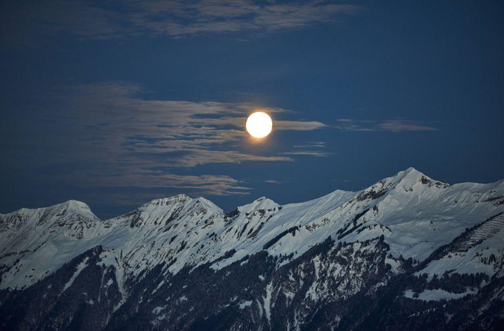 Die dunkle Seite der Schweiz Foto: www.imago-images.de