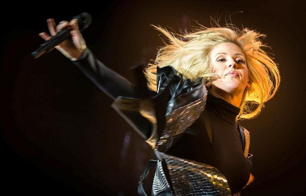 Ellie Goulding spielt am Mittwochabend in Stuttgarter Porsche-Arena. Sie will ...  Foto: Lichtgut