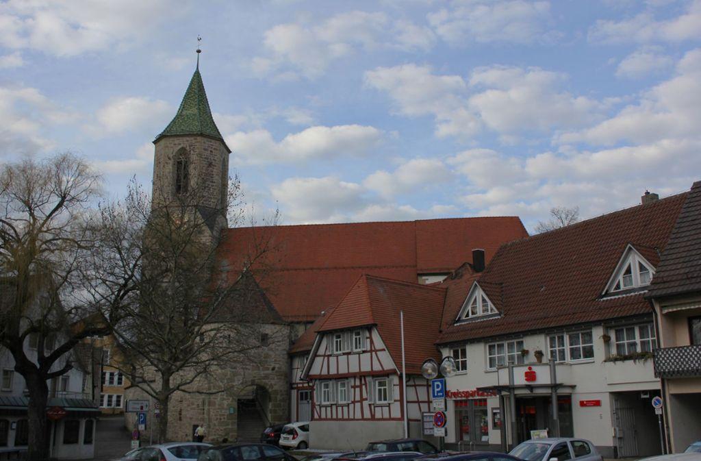 Im Weinstädter Stiftshof gibt es Jazz vom Feinsten. Foto: Pascal Thiel