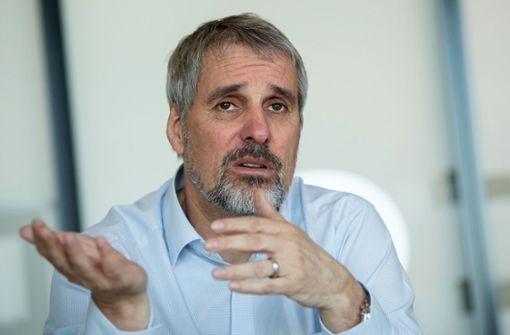 Daimler-Vorstand  Porth gibt Amt bei Hochschule auf