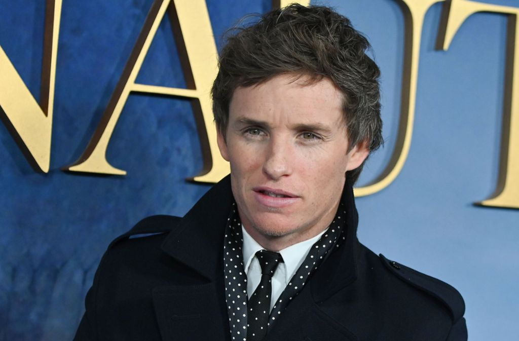 "Eddie Redmayne verkörpert in ""The Aeronauts"" die Rolle des Meteorologen James Glaisher. Foto: AFP/ANGELA WEISS"