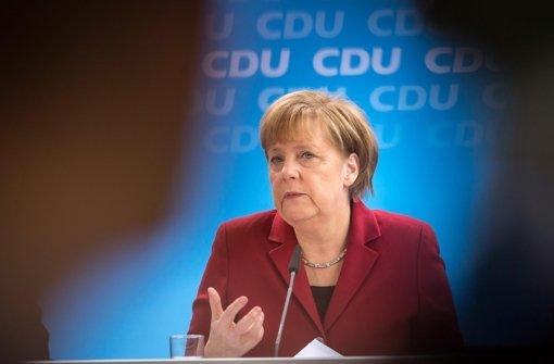 Merkel bemüht um Schadensbegrenzung