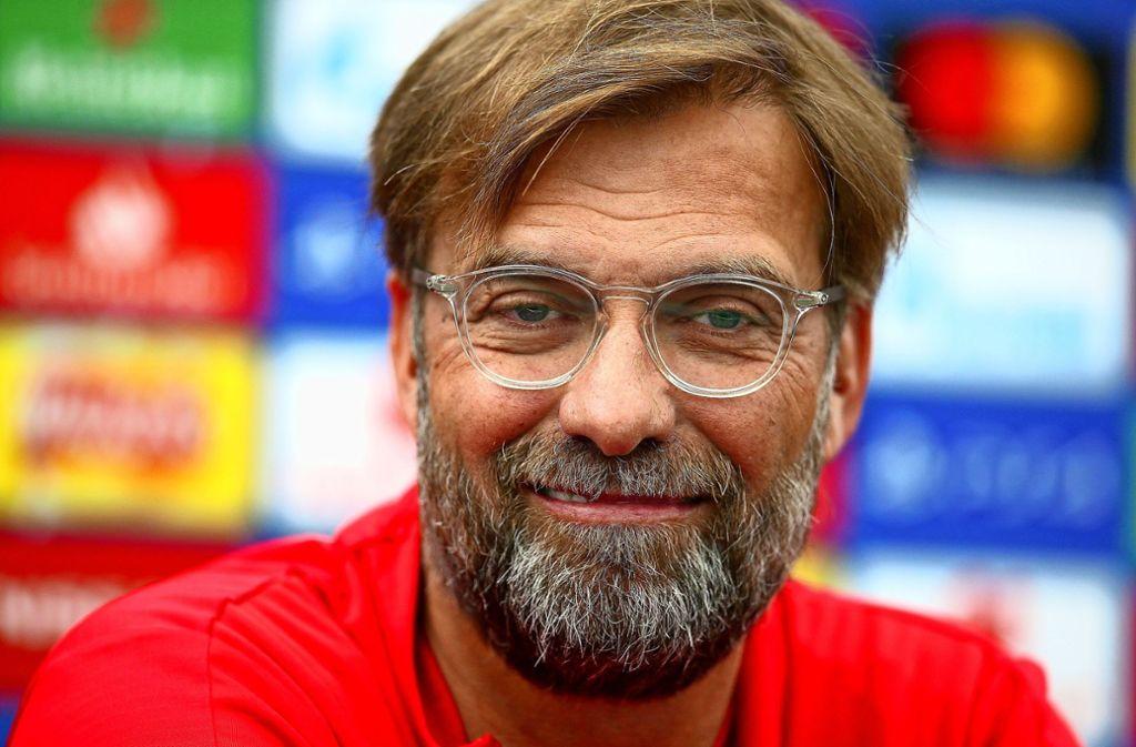 Trainer Jürgen Klopp schaut gerne eine ganz spezielle Sitcom.  Foto: dpa Foto: