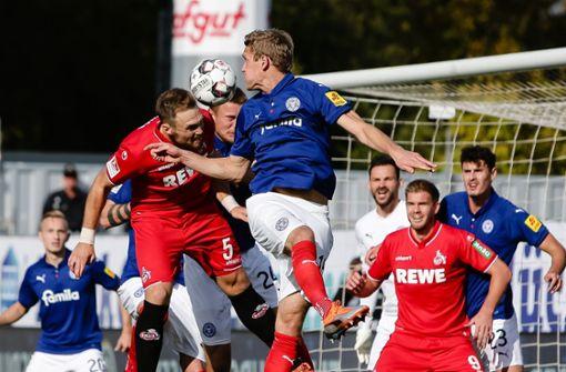 Köln droht Verlust der Spitze - Greuther Fürth Zweiter