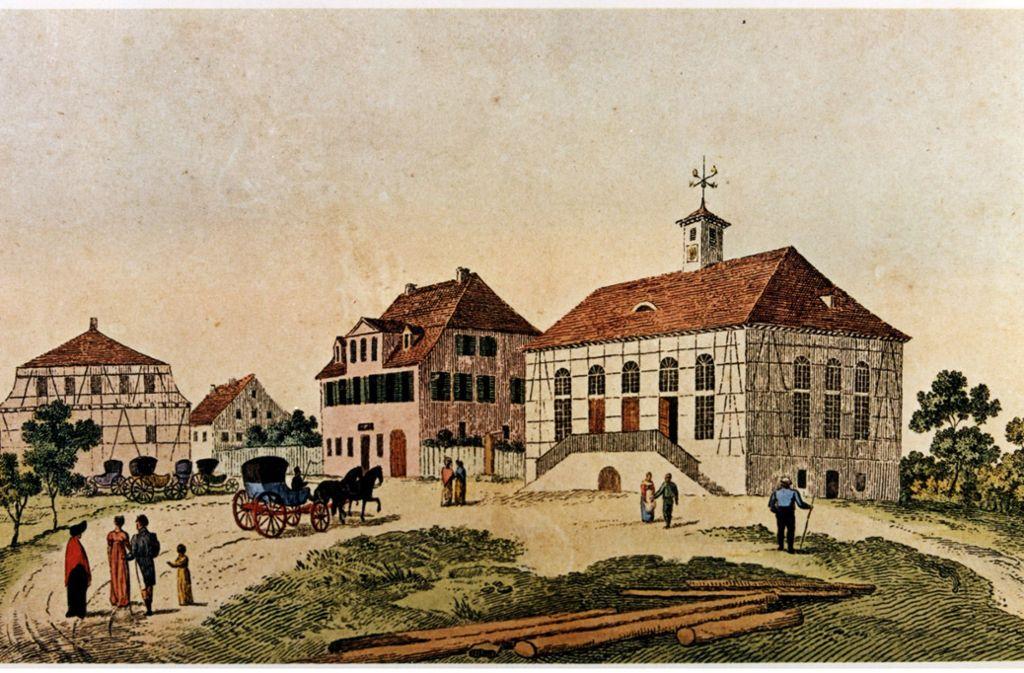 Vor 200 Jahren wurde Korntal gegründet. Foto: Stadt Korntal-Münchingen