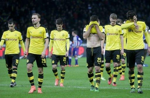 Bayern und Dortmund mit Nullnummern