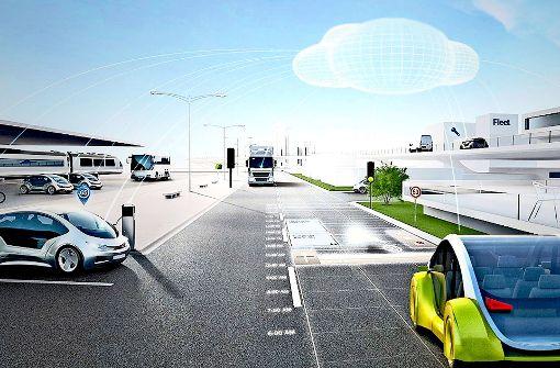Bosch will autonome Autos schlauer machen