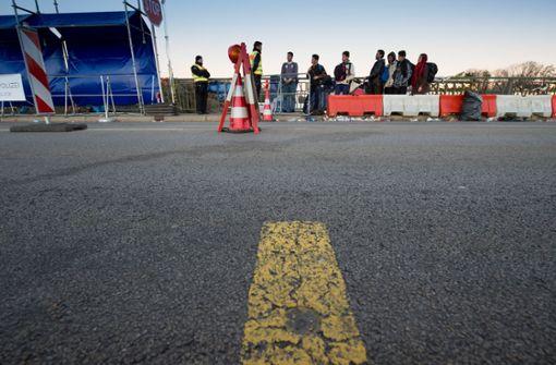 Grenzkontrollen werden verschärft