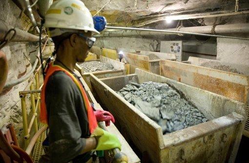 Bosch setzt auf Afrikas Bergbausektor