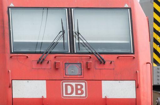 Bahnstrecke bei Bad Krozingen stand unter Wasser