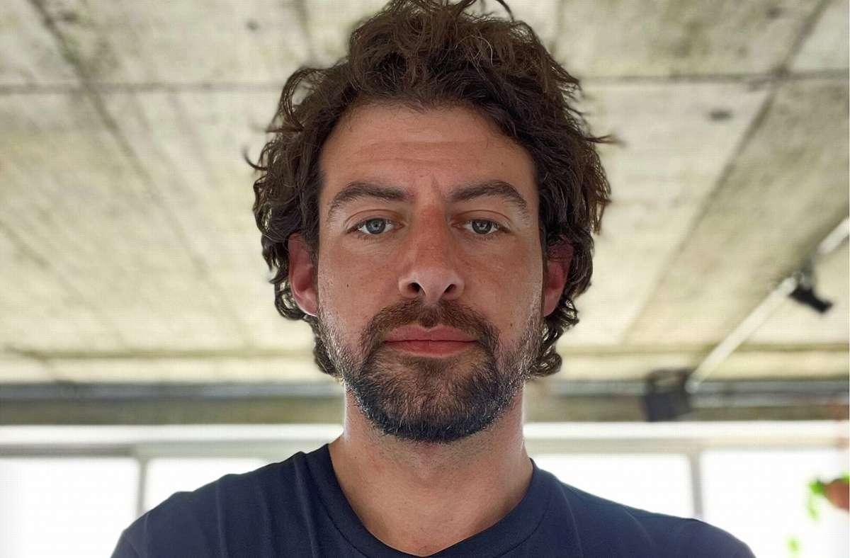 Felix Klenk,  Betreiber des Freund und Kupferstecher, wartet auf eine Öffnungsperspektive für den regulären Clubbetrieb Foto: privat