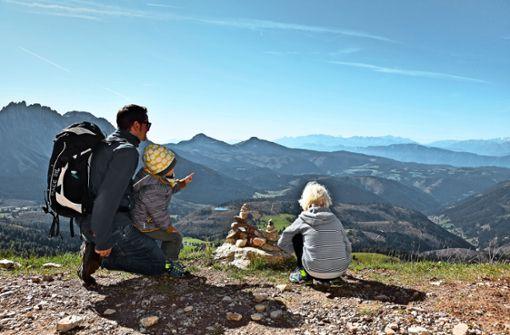 Erholung – ein Kinderspiel im Trentino