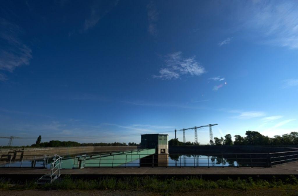 Von oben: Pumpspeicherkraftwerke könnte man gut unter die Erde verlegen. Foto: dpa