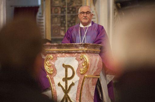 Gebhard Fürst setzt sich für das Diakonat der Frau ein. Foto: dpa