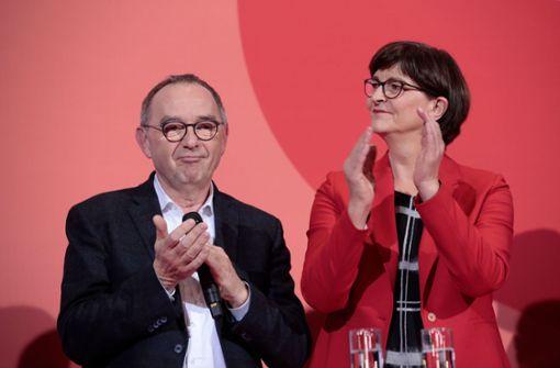 So denkt die Stuttgarter SPD über die neue Parteispitze
