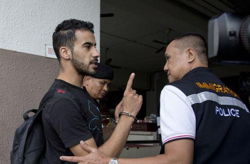 Bahrain beantragt Auslieferung von Fußball-Profi aus Thailand