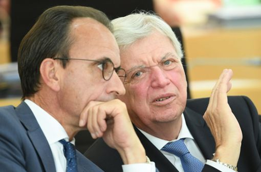 Michael Boddenberg ist neuer Finanzminister in Hessen