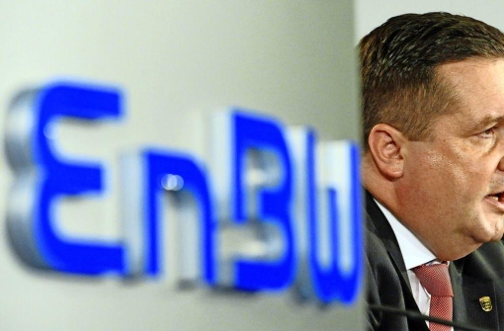 Obwohl die Untreue-Ermittlungen gegen ihn eingestellt wurden, wollte Ex-Ministerpräsident Stefan Mappus die Akten dazu unter Verschluss gehalten wissen. Foto: dpa
