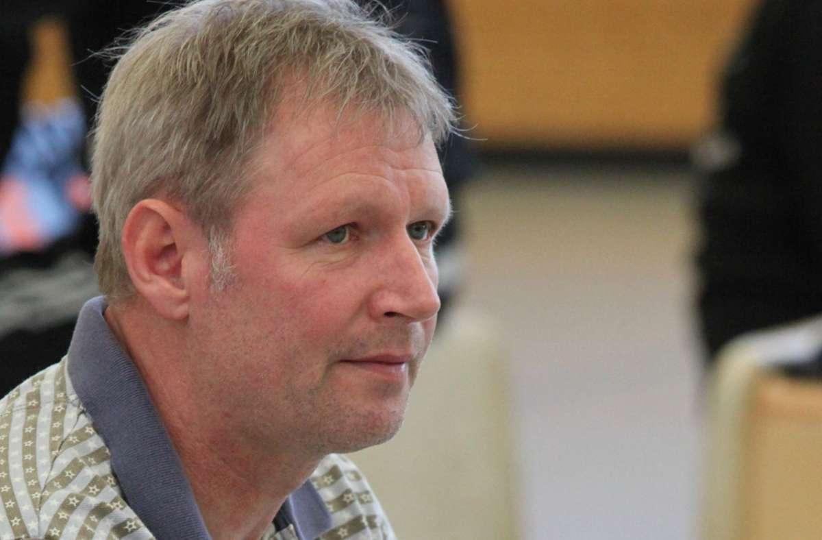 Karl-Heinz Striegel  engagiert sich beim TSV Schmiden. Foto: Archiv