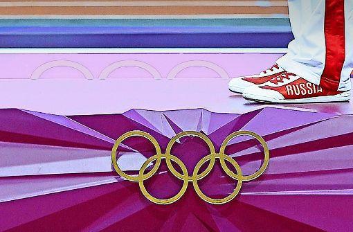 Das IOC setzt ein klares Zeichen