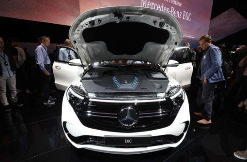 Daimler dementiert Bericht über Kürzung von Absatzziel