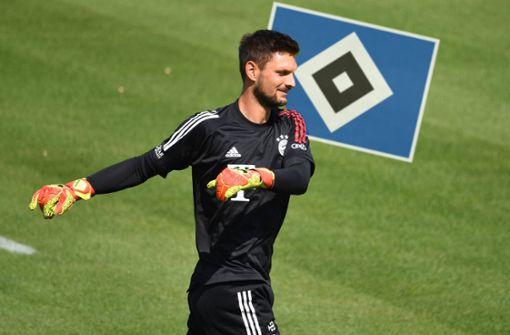 Wechsel von Sven Ulreich zum Hamburger SV perfekt