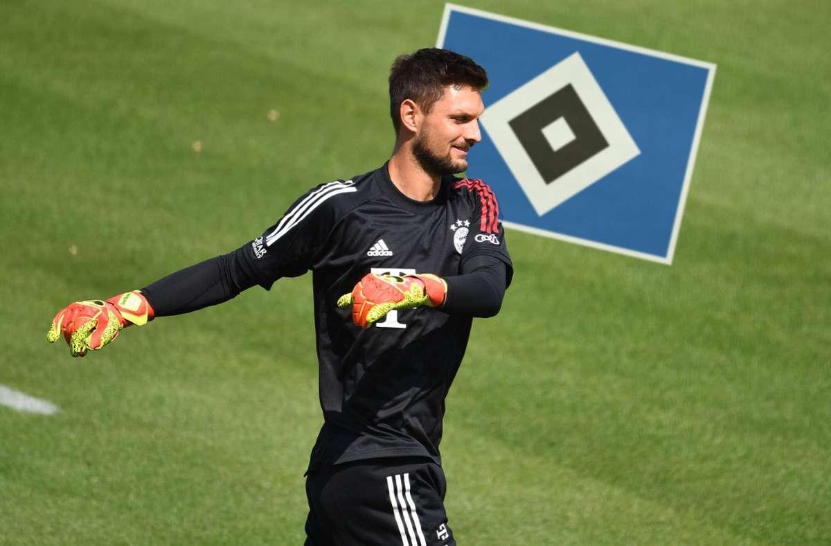 Sven Ulreich wechselt zum HSV. Foto: imago images/Sven Simon/Frank Hoermann