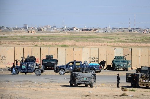 Tikrit aus Händen des IS befreit