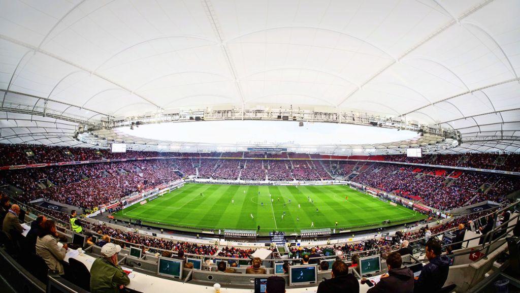 Neues Stadion auf den Fildern? Thomas Berthold erntet viel Kritik