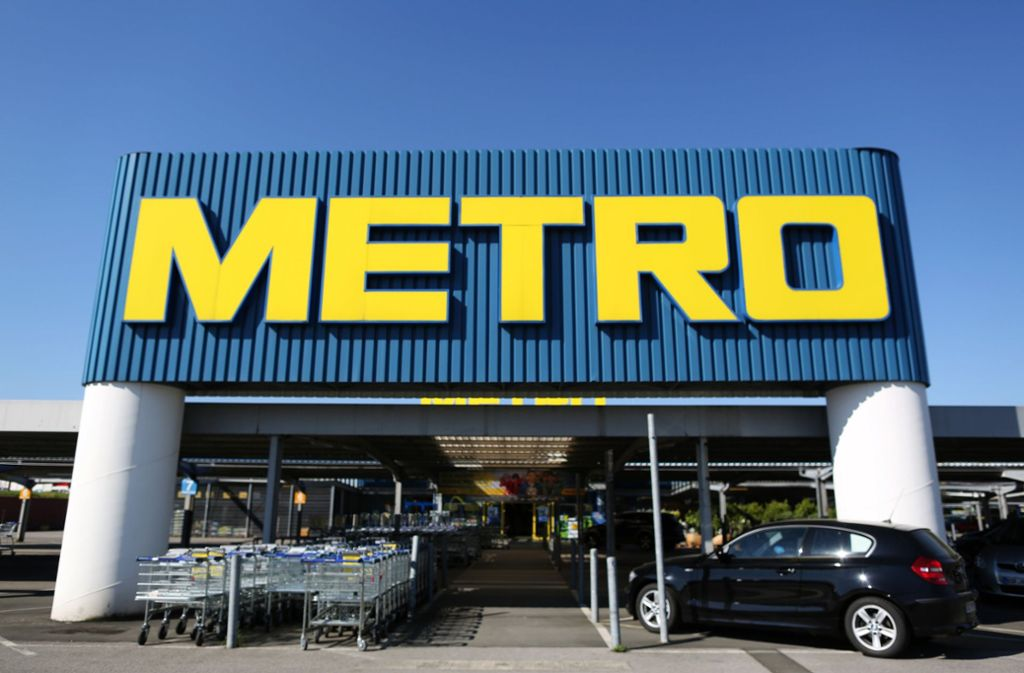 Metro will einen Verkaufsprozess für die Supermarktkette Real einleiten Foto: dpa