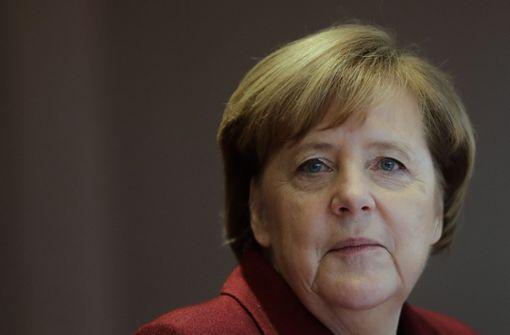 Angela Merkel schickt Videobotschaft an Handballer