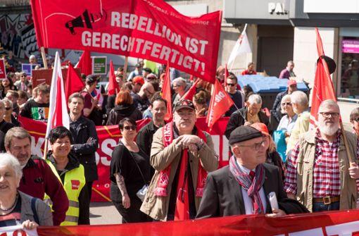 Gegen Lohndumping und für Europa