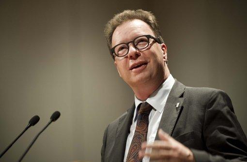 Wolfram Ressel ist der neue Vorsitzende der Landesrektorenkonferenz. Foto: Lichtgut/Max Kovalenko