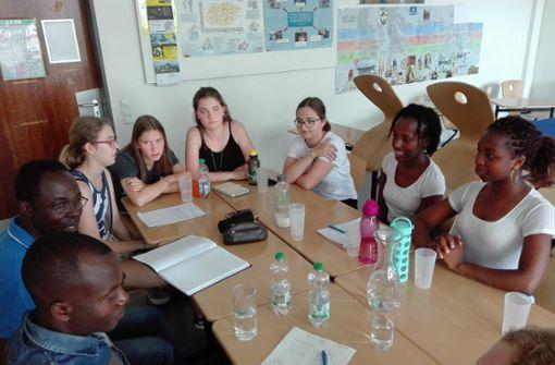 Das Wagenburg wird zur Unesco-Schule