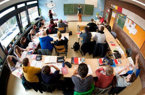 Aufstiegschancen für 5000 Hauptschullehrer