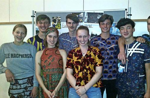 Heidehof-Schüler von Afrika tief beeindruckt